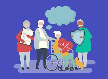 Curso de Alteraciones degenerativas, demencias y Alzheimer