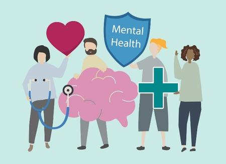 Curso de Cuidados auxiliares de enfermería en el área de salud mental