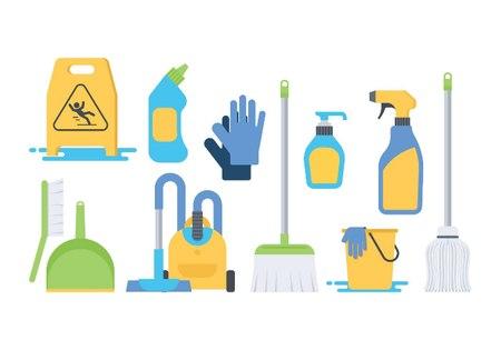 Curso de Formación básica para limpiezas generales