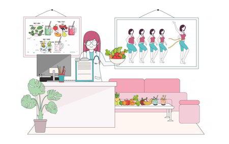 Curso online de Nutrición, dietética y salud