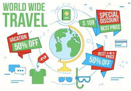 Itinerario formativo en Negocios online para agencias de viaje